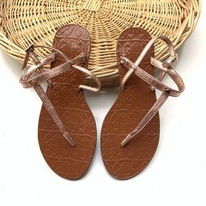 New kate spade citrine sling back sandals
